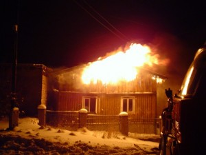 Targeted Sales Leads Burn Down The House